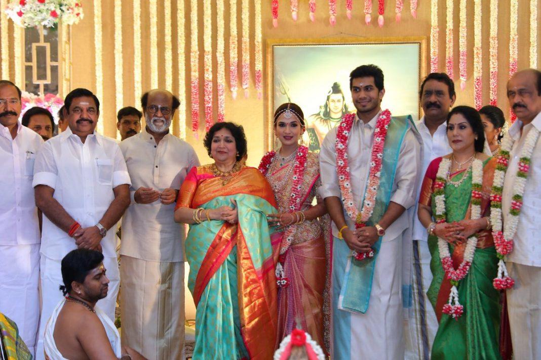 ரஜினிகாந்த் மகள் சவுந்தர்யா திருமண புகைப்படங்கள் - tamilnaduflashnewscom 12