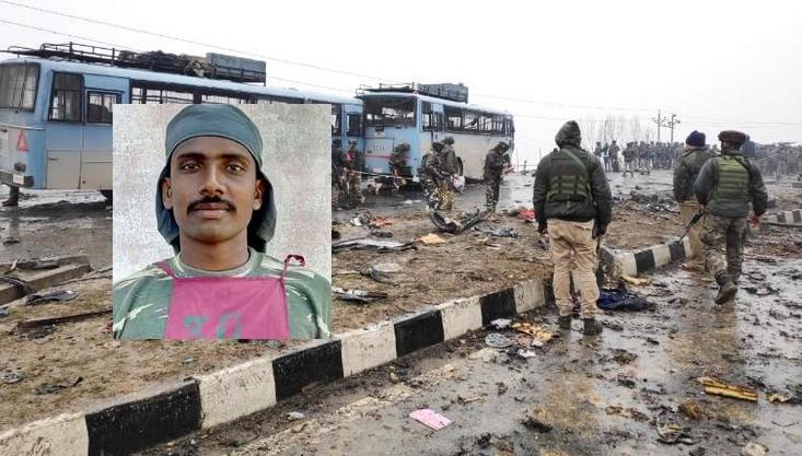 CPJ Jawan subramanian killed in terrorist attack