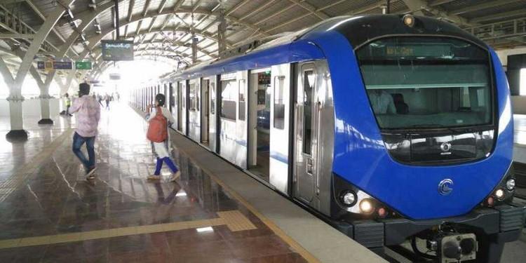 Chennai metro announced free ride