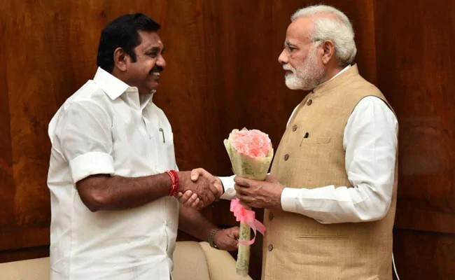 Modi will announce admk bjp alliance soon