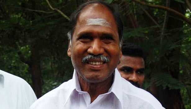 Pudhuchery is alloted to N.R.Congress