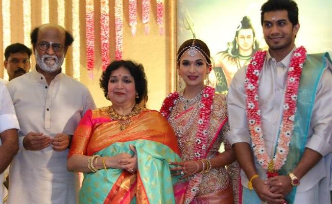 Rajinikanth thanks to all wishing her daughter