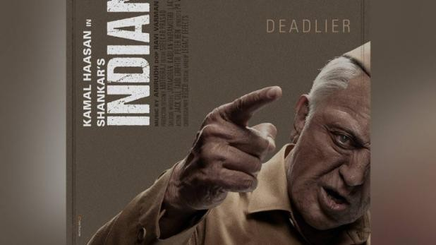 Shankar going to america for indian 2