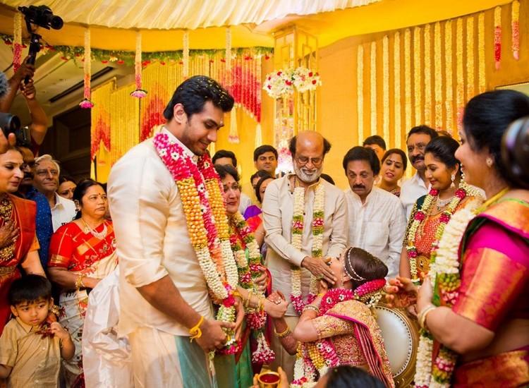 Soundarya rajinikanth wedding in chennai - tamilnaduflashnewscom 01