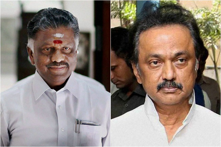 Stalin comment on tn govt budget