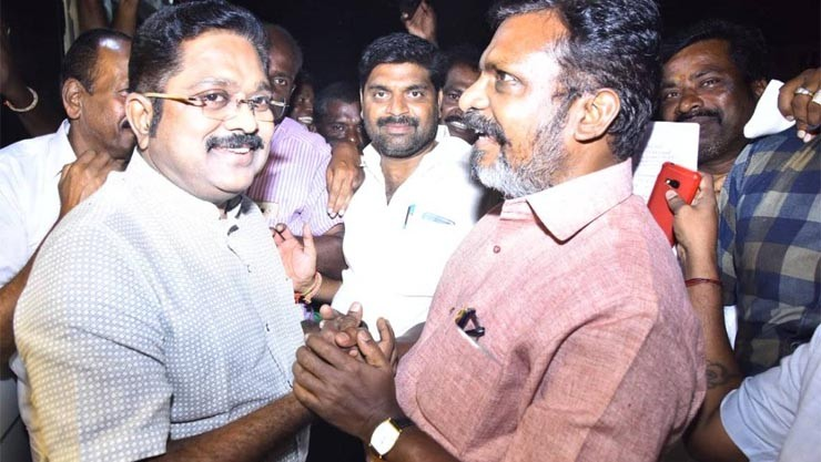 Thiruma may join with ttv on election alliance