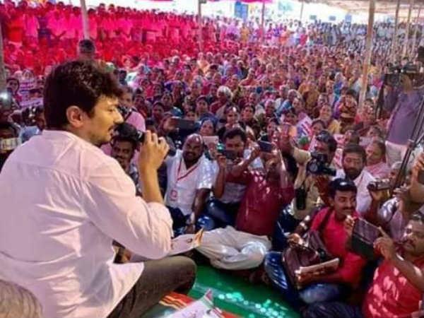 udayanithi -People raised question against dmk to udyanithi