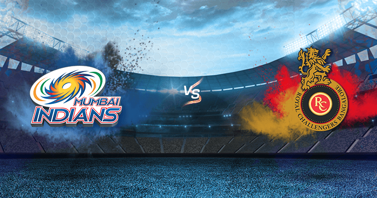 mumbai indians vs bangalore royal challenge