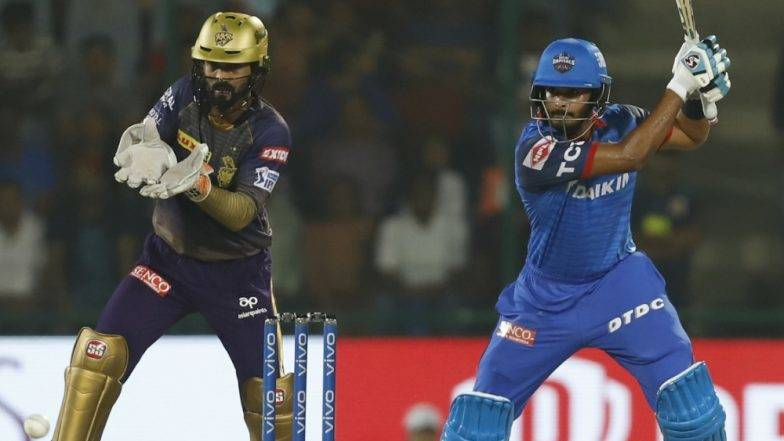 KKR vs DC Highlights