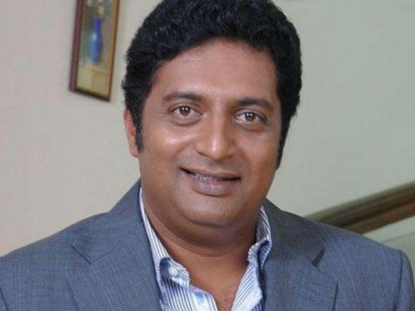 நடிகர் பிரகாஷ்ராஜ்