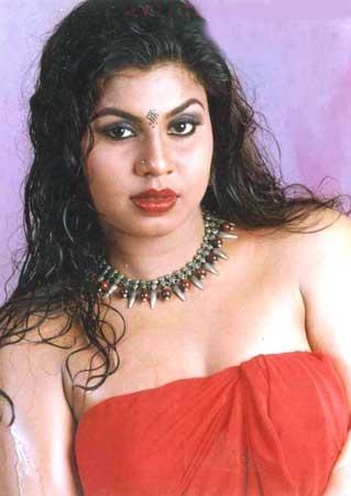Actress Vichitra