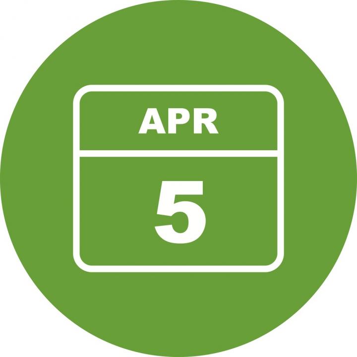 April 5th 2020