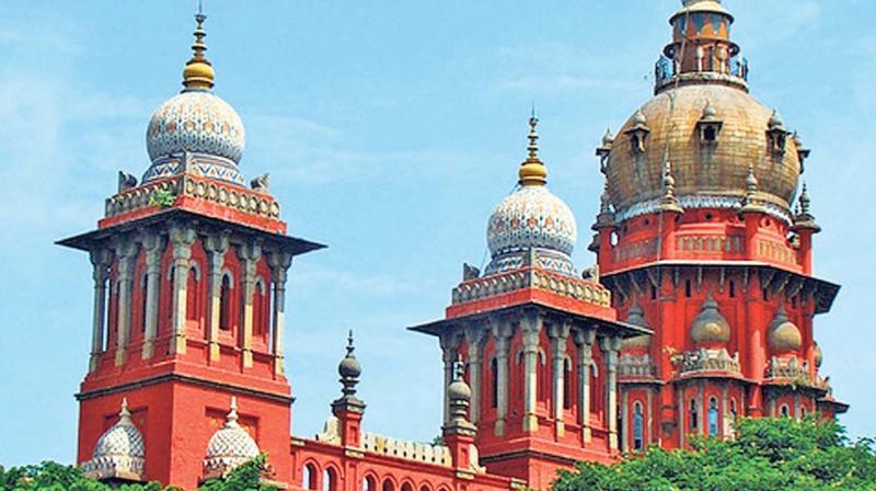 Chennai Highcourt judgement corona