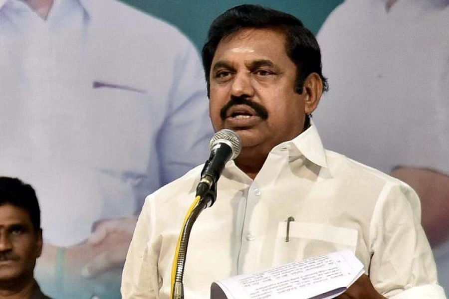 Tamilandu Chief Minister