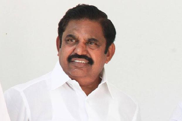 TN CM Edappadi Palanisamy