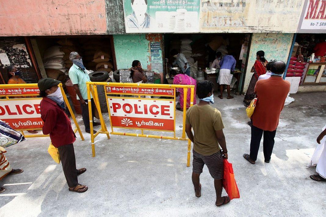 chennai lockdown excemptions