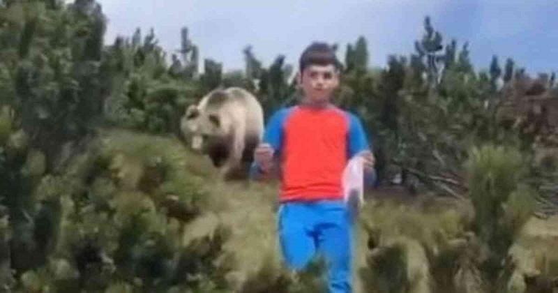 Italian boy escaped video