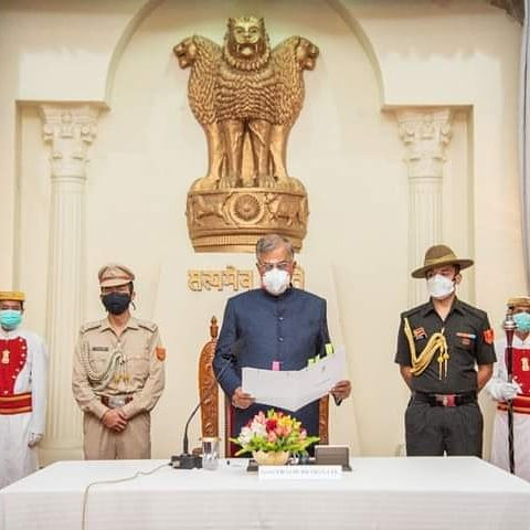 manippur governor