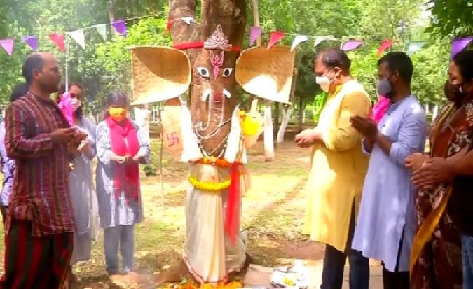 Ganesh tree