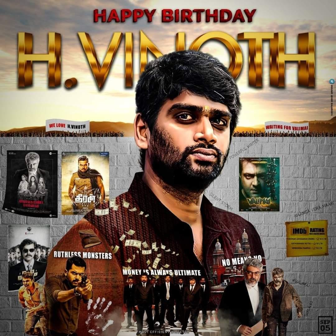happy birthday h.vinodh